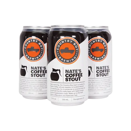 Country Boy Brewing Nates Coffee Stout