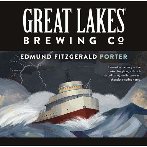 Great Lakes Brewing Co. Edmund Fitzgerald