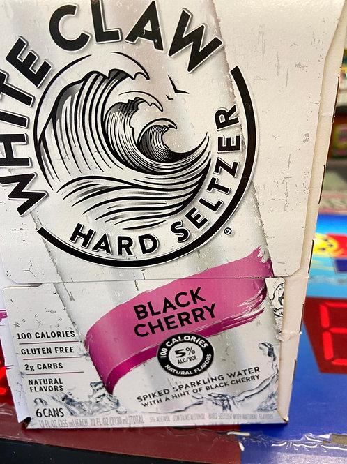 White Claw Black Cherry 6pk