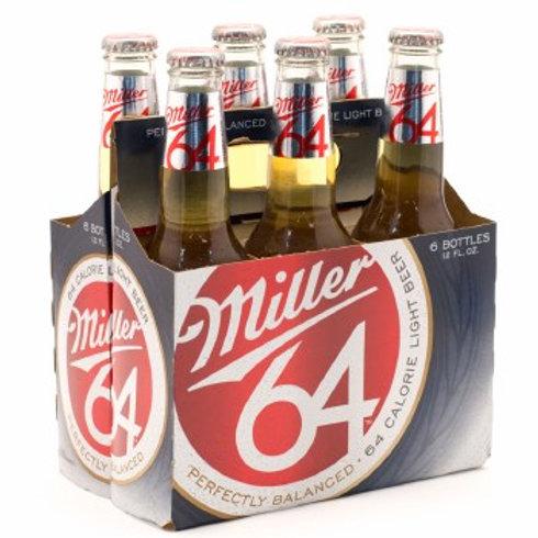 Miller 64 6pk