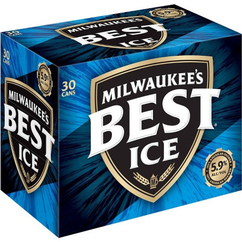 Milwaukees Best Ice 30pk