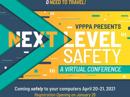 Next Level Safety - Virtual VPPPA Event!