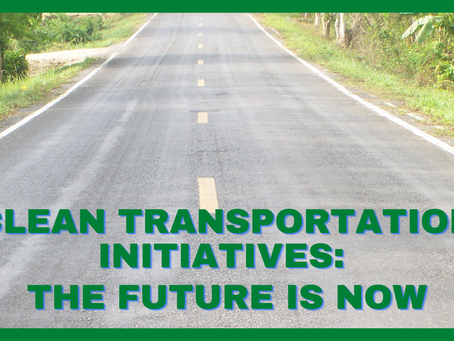 TANY - Clean Transportation Initiatives: The Future is Now - FREE Workshop - August 17th
