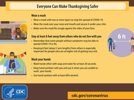 Holiday Safety Communications