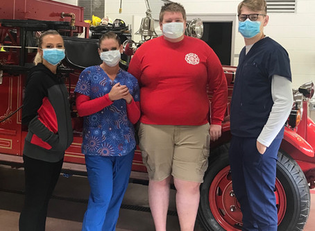 Have you scheduled your fire department's physicals?