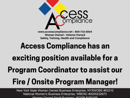 VPPPA Region 2 Star Site Access Compliance has a position available as Program Coordinator!