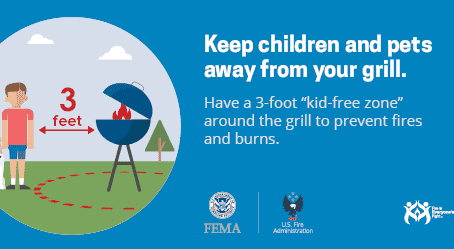 July Fire Safety Resources