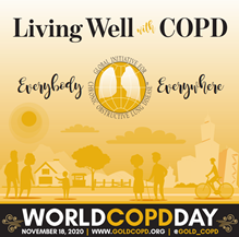 """Living Well With COPD – Everybody, Everywhere"""