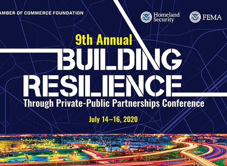 9th Annual Building Resilience Through Private-Public Partnerships VIRTUAL Conference