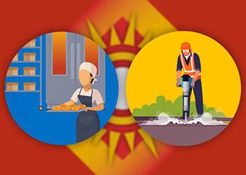 Check out OSHA's PSA on Heat Illness Prevention!