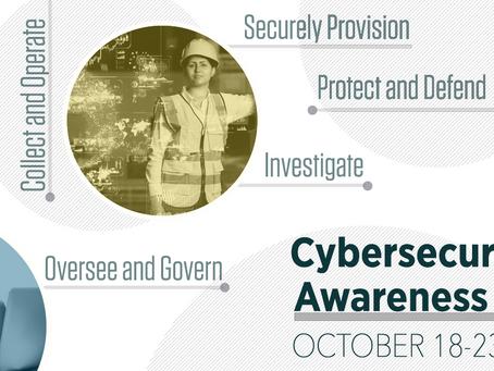 This week is Cybersecurity Career Awareness Week!