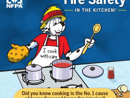 2020 Fire Prevention Week - October 4-10!