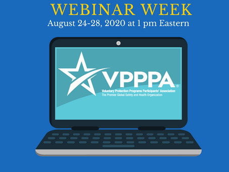 VPPPA Lunch & Learn Week!