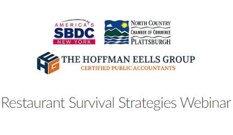 WEBINAR: Restaurant Survival Strategies - January 13th