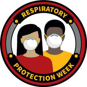 NIOSH Respiratory Protection Week September 8th - 11th!