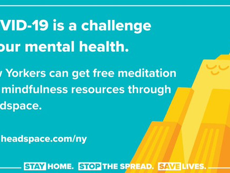Did you know May is Mental Health Awareness Month?