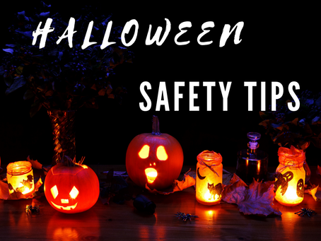 Be Safe As You Celebrate This Weekend!