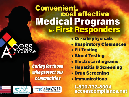 In need of First Responder Services?