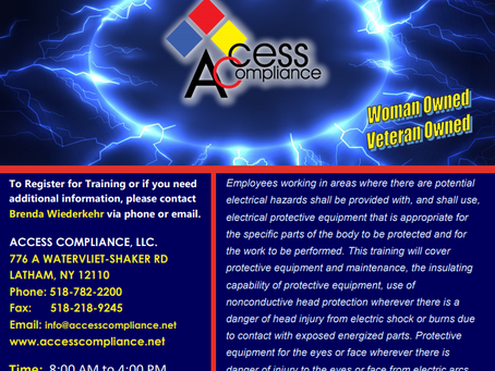 Are your employees in need of Arc Flash Training?