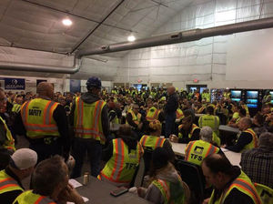 Turner Construction's Stand-Down event held at the