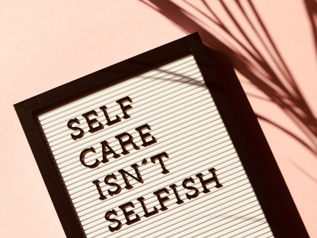 Behavioral Health Q&A - Self-Care Isn't Selfish
