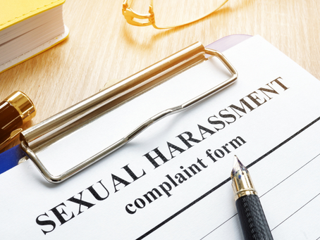 Employee Sexual Harassment Prevention Training - October 6th & 14th!