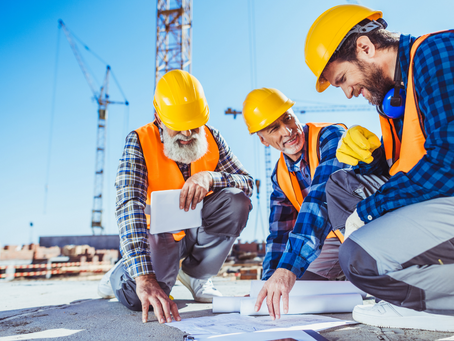 As a construction worker, how can I protect myself and slow the spread?