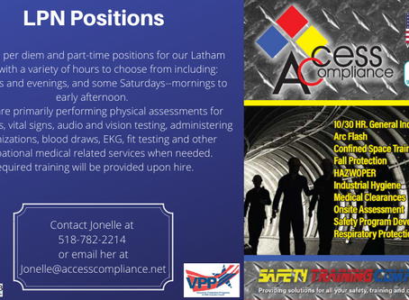 Are you a LPN in the Latham area?