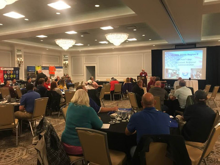 Enjoy some photos from the Fall Safety Forum!