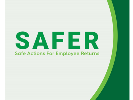 Ten Universal Actions Every Employer Must Take to Help Ensure a Safer Reopening