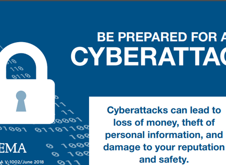 Be Prepared for a Cyberattack