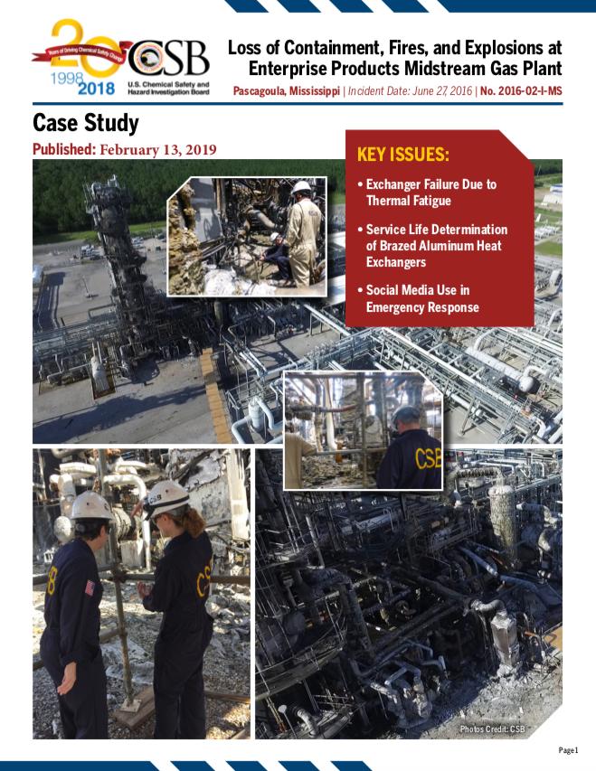 2016 pascagoula gas plant explosion 2016 pascagoula gas plant explosion