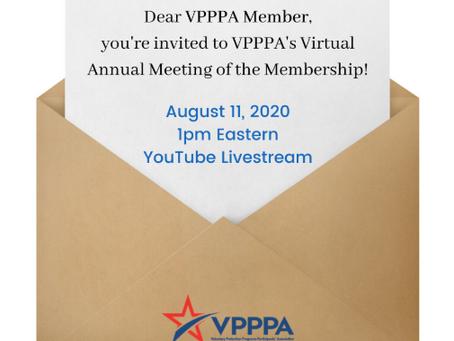 VPPPA Members Needed