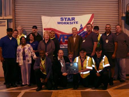 Parsons Lakewood VPP Star Ceremony