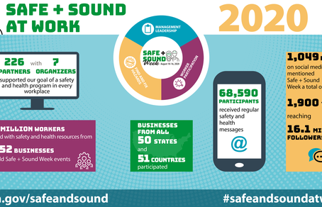 Safe + Sound 2020 Year In Review