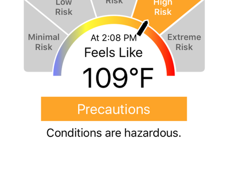 Heat Safety Tool App