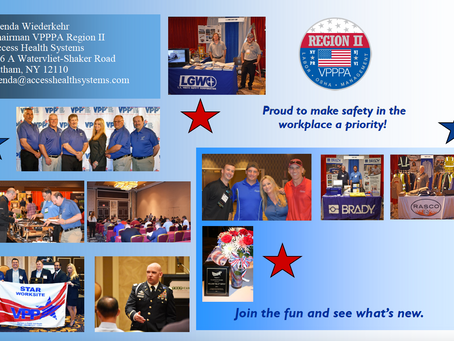 Save the date!! 2018 VPPPA Summer and Fall Safety Forums!