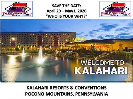 Planning on attending the 2020 VPPPA Region II Conference?
