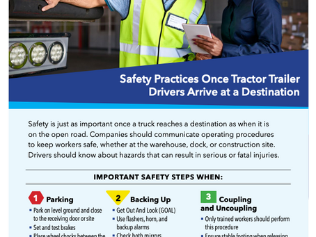 OSHA's tip of the week