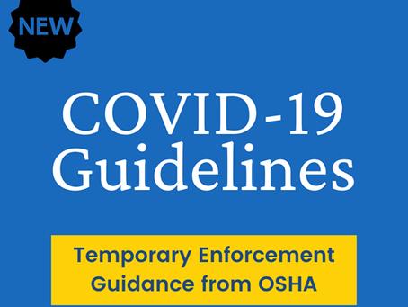 OSHA Memorandum - Respirator Safety