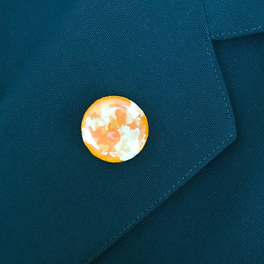 Yellow Celestial Pin