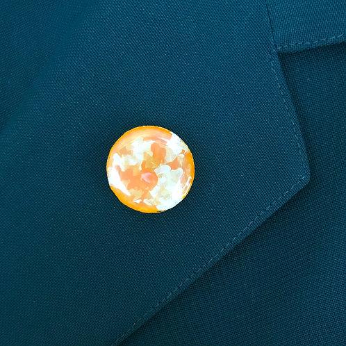 Yellow Celestial Pin