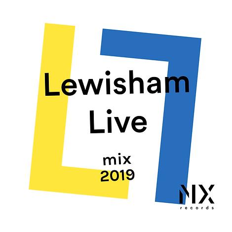 Lewisham Live mixtape flyer 2019.png