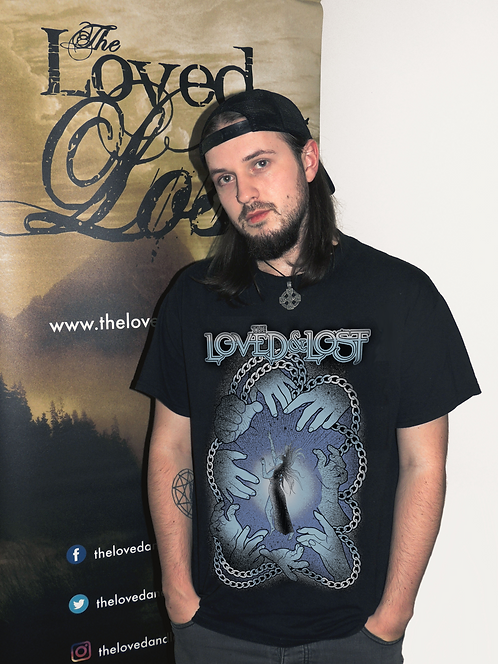 "The Loved and Lost ""Blue""Men's T-Shirt"