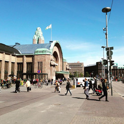 Helsinki Train station