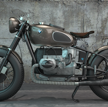 """BMW R80 """"Mobster"""""""