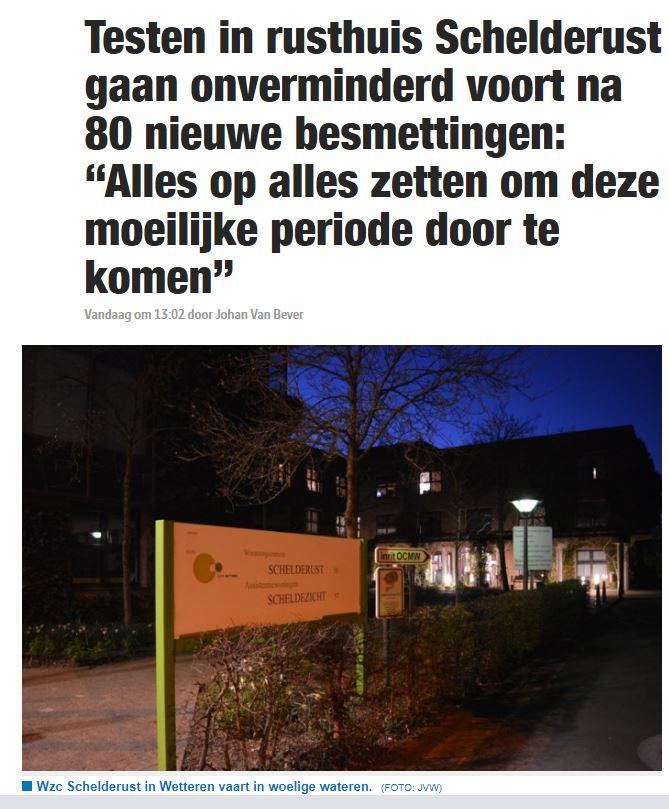 Nieuwsblad Schelderust
