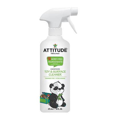 ATTITUDE Toy & Surface Cleaner Fragrance-free 玩具和表面清潔劑 無香 475mL