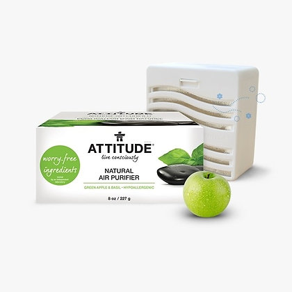 ATTITUDE Natural Air Purifier Green Apple & Basil 天然空氣淨化器青蘋果和羅勒味 227g