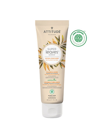 ATTITUDE Conditioner – Volume & Shine Fine and flat hair 豐盈閃耀護髮素